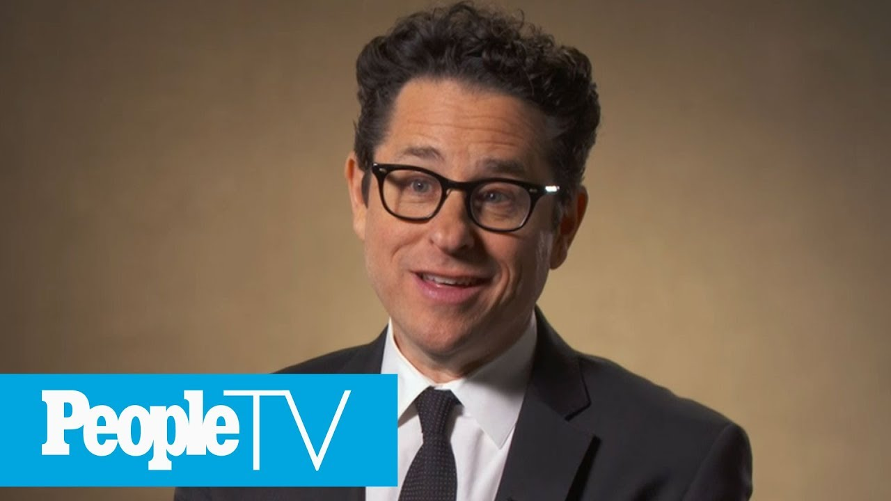 J.J. Abrams & Cast On Their Excitement For 'The Rise Of Skywalker' | PeopleTV