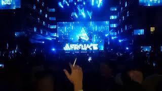 BH Mallorca Afrojack STAGE performance 2018