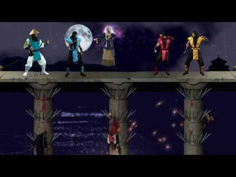 Mortal Kombat HD Animated - Wallpaper Engine