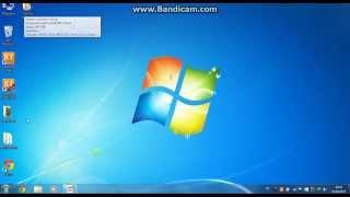 Windows 7 gizli dosyayı gösterme-gizleme