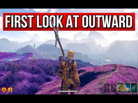 Outward Gameplay Preview – The Best RPG Survival Game I've Ever Played!