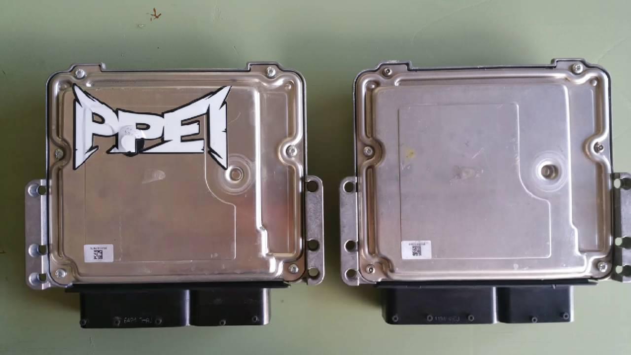 PPEI 40hp vs GDE hot tune  15 Ram ecodiesel Engine ticking