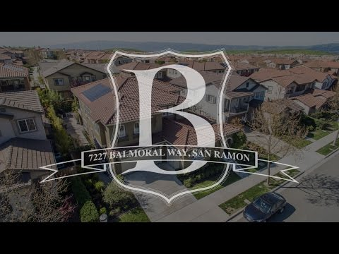 7227 Balmoral Way, San Ramon CA