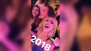 lele pons vlog new years eve party 2018