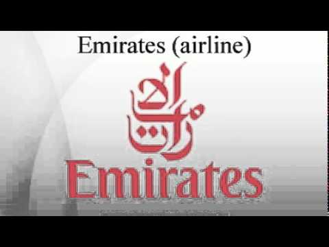 Emirates (airline)