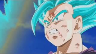 Teen Gohan goes Super Saiyan Blue (RECOLOR)
