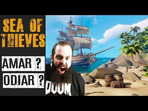 Sea of Thieves - Um novo conceito em game que vai causar Amor e Ódio de milhares