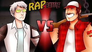 Wiz VS Boomstick RAP BATTLE! Written by YOU!