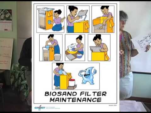 Maintenance & Budget for Bio-Sand Water Filters