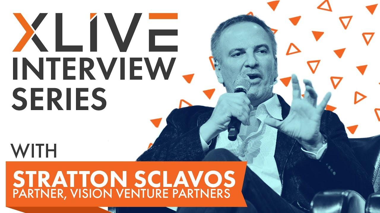 Stratton Sclavos, Vision Venture Partners Interview - XLIVE Esports Summit  2018 - Los Angeles