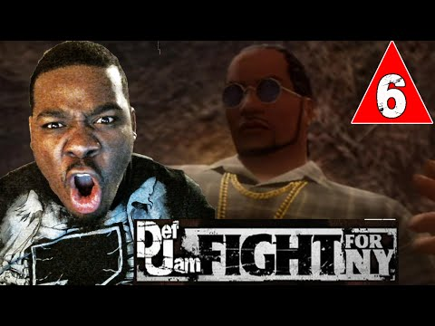 Def Jam Fight for NY Gameplay Walkthrough Part 6 - BloodSport - Lets Play Def Jam Fight for NY
