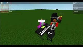 Roblox PIANO MASTER WTH