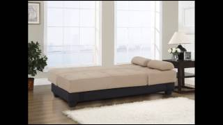 Westin Contemporary Sofa Bed; Sofa Bed Lounge Chaise, Comfortable Futon Sofa