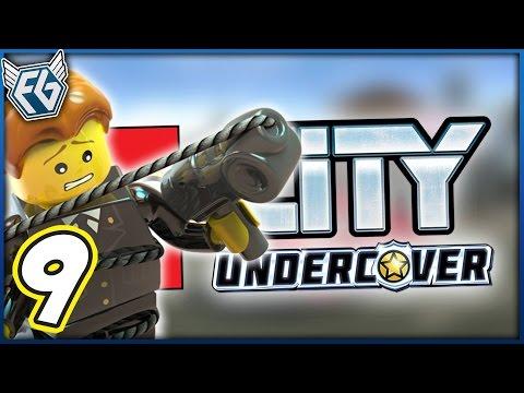 Český GamePlay   Lego City Undercover #9 - Starsky a Hutch