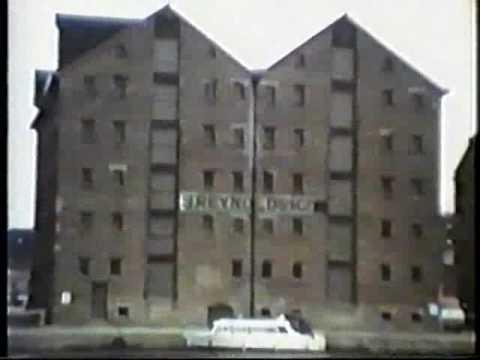Gloucester Docks 1980