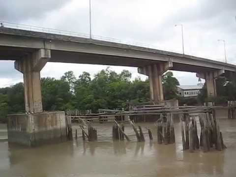 Canje Bridge, New Amsterdam Guyana 20th November, 2014
