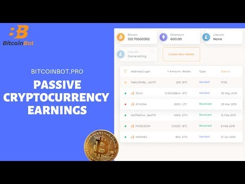 Passive Earnings On Cryptocurrency Bitcoin / Ethereum / Litecoin. Overview Of Narfex