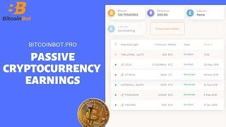 Passive Earnings on Cryptocurrency Bitcoin / Ethereum / Litecoin. Overview of bitcoinbot.pro