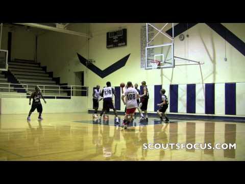 Team 2 #126 Chase Davis, Garland Christian Academy  TX  2013,  6'6  180