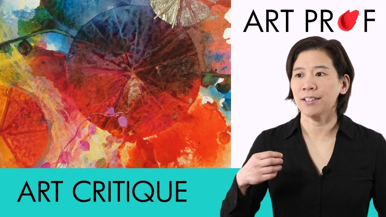 how to critique an abstract