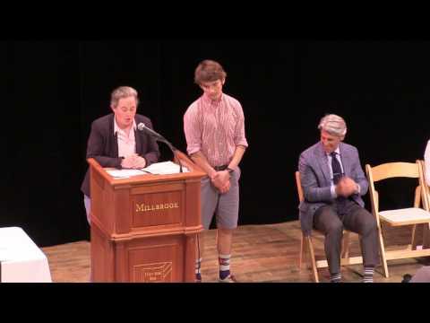 Millbrook School - Underform Awards Ceremony 2017