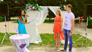 Свадебная феерия 2014 выездная регистрация 2