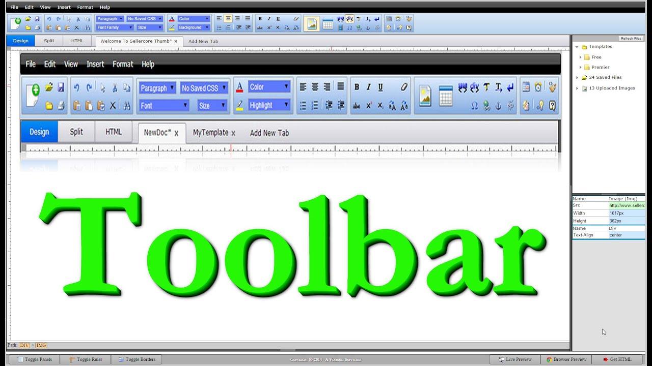 Ebay how toolbar i do