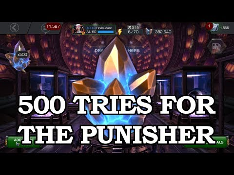 500 Arena Crystals | Marvel Contest of Champions
