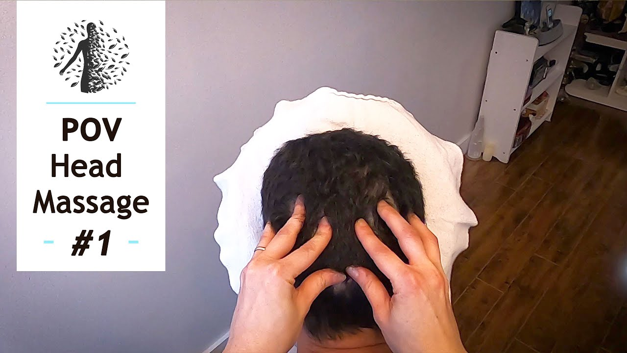 The Benefits of Head Massage