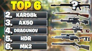 ULTIMATE Sniping Class Setup for Modern Warfare (Rytec AMR, Kar98k, AX50, Dragunov, HDR, MK2)