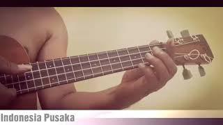 Indonesia Pusaka - Fingerstyle Tenor Ukulele