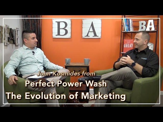 The Evolution of Marketing - Business Acumen