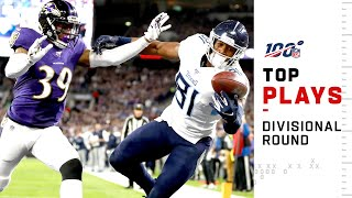 Top Plays from the Divisional Round | NFL 2019 Playoffs