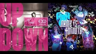 4Minute v.s. EXID - What