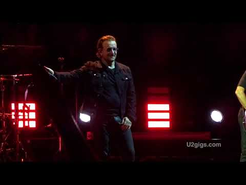 U2 Paris Love Is Bigger Than Anything In Its Way 2018-09-09 - U2gigs