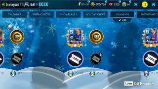 LIVE!!! FIFA MOBILE 19 FREEZE EVENT - Na żywo