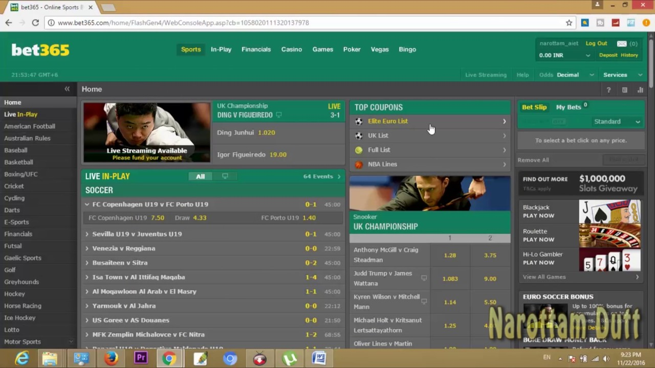 bet365 account verification in hindi   how to verify your account on bet365  in hindi