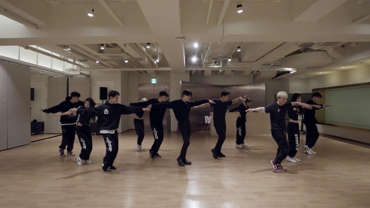"[MIRRORED] TAEMIN 태민 - ""이데아 IDEA 理想"" Mirrored Dance Practice 안무영상 거울모드"