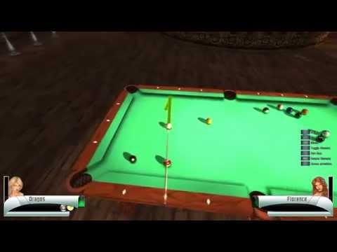 3D Pool Billiards and Snooker Gameplay Walkthrough PC HD 1080p