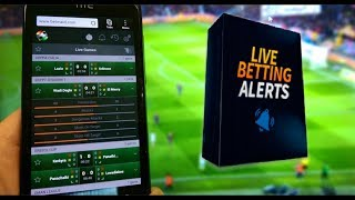 Live Betting Alerts Review 2018+ BONUS