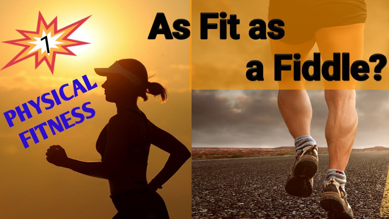 'Power' of Human Body# Health and Physical Fitness ...