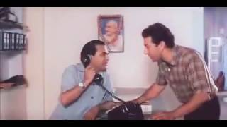 Sunny Deol Full Gaali Mix Ghatak Movie Scene Hindi Dubbed
