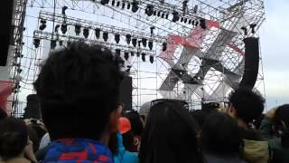 Yann Tiersen live - Le Moulin (Primavera Fauna Chile 2014)
