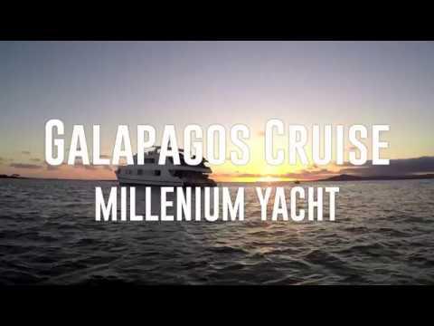 Millenium Yacht | Galapagos Cruise Ecuador