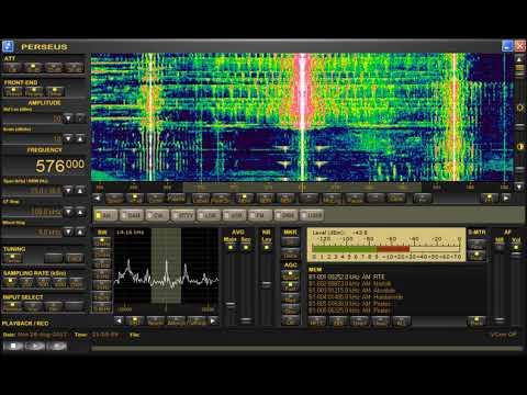 BNR Radio Horizont 576khz Bulgaria
