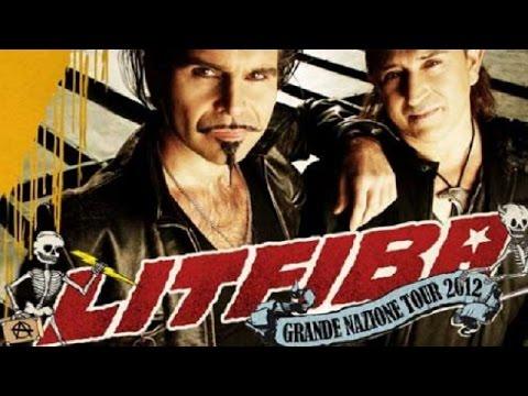 Litfiba Live @ Auditorium Radio Italia, 15.03.2012 [PRO-SHOT]