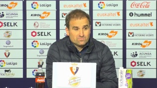 Ruedas de prensa tras el Osasuna - Rayo Majadahonda | 17.3.19