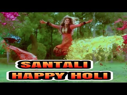 HOLI LASA HETE UPDATE VIDEO SANTALI HAPPY HOLI