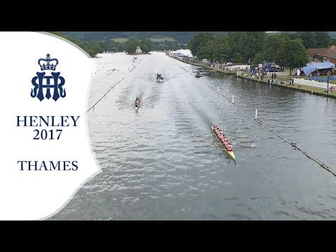Oslo v London 'B' - Thames | Henley 2017 Day 2