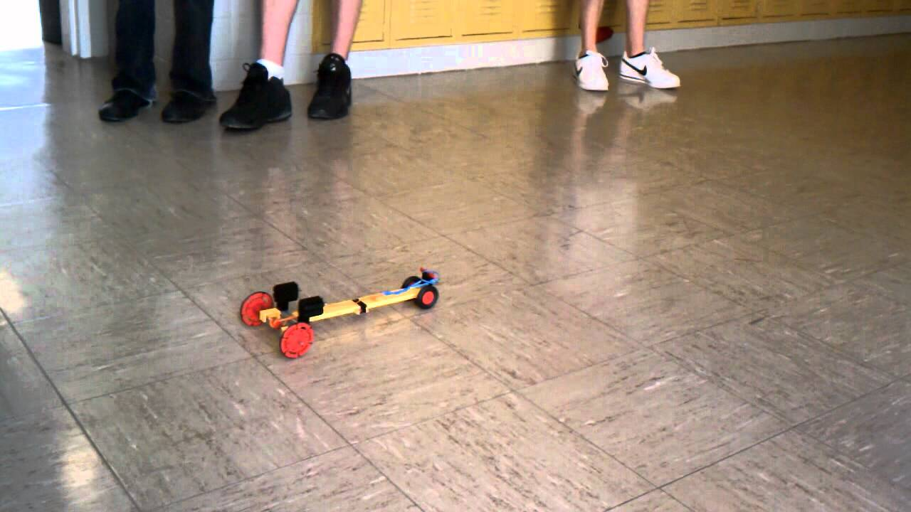 Group 1 2 self propelled cars youtube for Where can i get a motor vehicle report